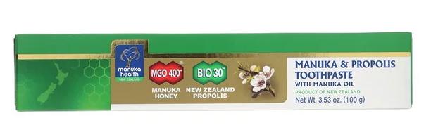 マヌカ&プロポリス歯磨き粉